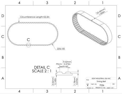 Kent-USA-Timing-Belt-7036-Isometric-Site-Main-m